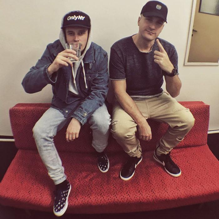 DJ Wich, Paulie Garand